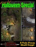 Jack Badashski's Awesome Adventures: Early Halloween Special! A Tale from Skull Crypt