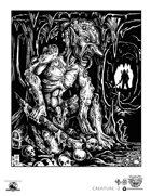 Stinky Goblin Stock Art: Creature 2
