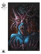 Stinky Goblin Stock Art: Ghoul 2