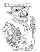 Fantasy Stock Art: Dungeon Scenes 2