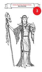 Fantasy Stock Art: Dungeon Scenes 3