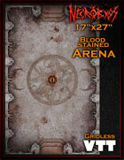Into the Necrobyss: Blood Stained Arena