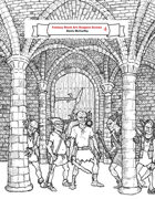 Fantasy Stock Art: Dungeon Scenes 4