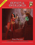 Odysseys & Overlords Free Preview