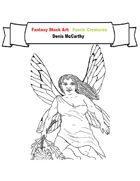 Fantasy Stock Art: Faerie Creatures