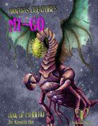 Hideous Creatures: Mi-Go