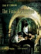 Trail of Cthulhu: The Final Revelation