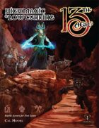 High Magic & Low Cunning: Battle Scenes for Five Icons, includes Map Folio