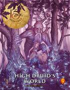 High Druid's World