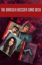The Dracula Dossier: Card deck
