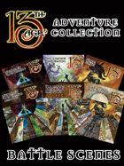 13th Age Adventure Collection: Battle Scenes [BUNDLE]