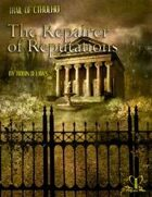 Trail of Cthulhu: The Repairer of Reputations