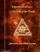A Necromancer's Grimoire: Mysteries of the Oracle