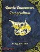 Exotic Encounters: Compendium