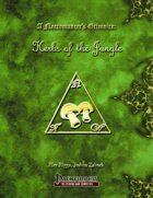 A Necromancer's Grimoire: Herbs of the Jungle
