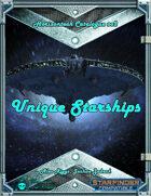 Horizontech Catalogue 002 - Unique Starships