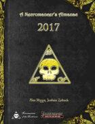 A Necromancer's Almanac: 2017