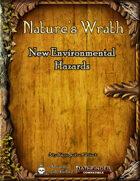 Nature's Wrath - New Environmental Hazards