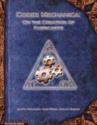 Codex Mechanica: On the Creation of Fabricants