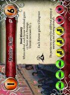 Noble Ball - Custom Card