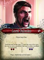 Lord Falcolm - Custom Card