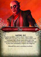Kar - Custom Card