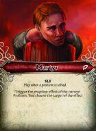 Martyr - Custom Card