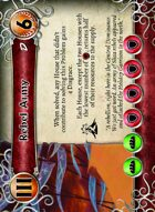 Rebel Army - Custom Card