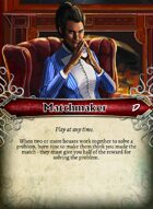 Matchmaker - Custom Card