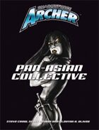 Classic Spycraft: Pan-Asian Collective Chamber Book