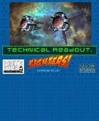 Technical Readout: Fighters (White Star Compatible)