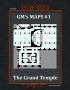 GM's Maps #1: Grand Temple