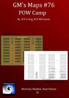 GM's Maps #76: Prisoner of War Camp