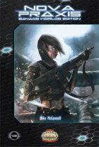 Nova Praxis: Savage Worlds Edition
