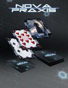 Nova Praxis Action Cards [Savage Worlds]