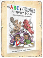 ABCs of RPGs Activity Book