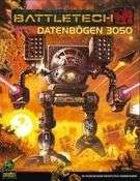 BattleTech Datenbögen 3050 (PDF) als Download kaufen