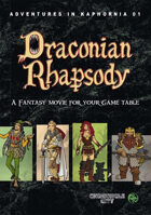 Draconian Rhapsody (Adventures in Kaphornia 01) (PDF) buy download