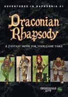 Draconian Rhapsody (Adventures in Kaphornia 01) (EPUB) buy download