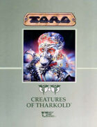 Torg: Creatures of Tharkold