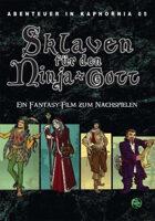 Sklaven für den Ninja-Gott! (Abenteuer in Kaphornia 05) (PDF) als Download kaufen