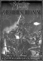 Warhammer 40.000 - Schattenjäger Einsteigerabenteuer - Zerbrochene Hoffnung