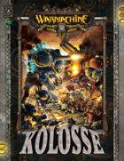 Warmachine: Kolosse Mk2 (PDF) als Download kaufen