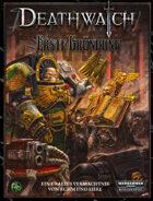 Warhammer 40.000 - Deathwatch - Erste Gründung (PDF) als Download kaufen