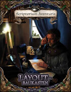 Scriptorium Aventuris - Layout-Baukasten