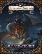 Scriptorium Aventuris - Illustrationen-Paket