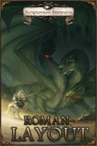 Scriptorium Aventuris - Romanlayout-Paket