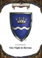 Aventuria - One Night in Havena