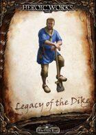 The Dark Eye - Legacy of the Dike
