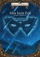 Alea Iacta Erit Teil 1: Mein erstes Abenteuer